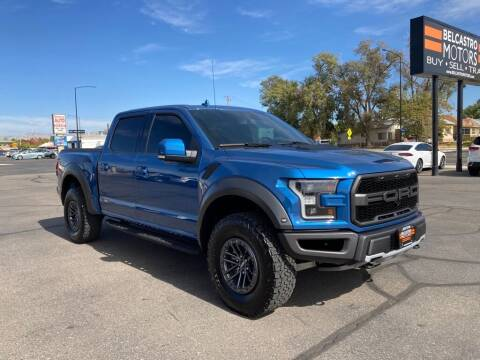 2019 Ford F-150 for sale at Belcastro Motors in Grand Junction CO
