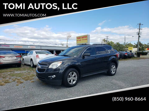 2014 Chevrolet Equinox for sale at TOMI AUTOS, LLC in Panama City FL