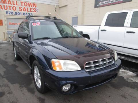 2005 Subaru Baja for sale at Small Town Auto Sales in Hazleton PA