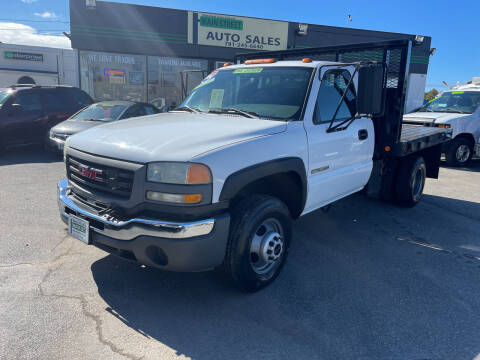 2004 GMC Sierra 3500 for sale at Wakefield Auto Sales of Main Street Inc. in Wakefield MA