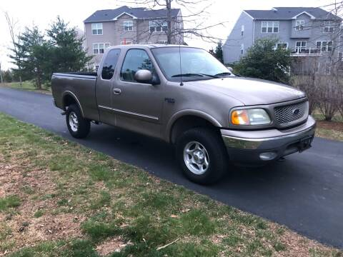 2003 Ford F-150 for sale at Economy Auto Sales in Dumfries VA