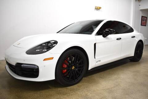 2019 Porsche Panamera for sale at Thoroughbred Motors in Wellington FL