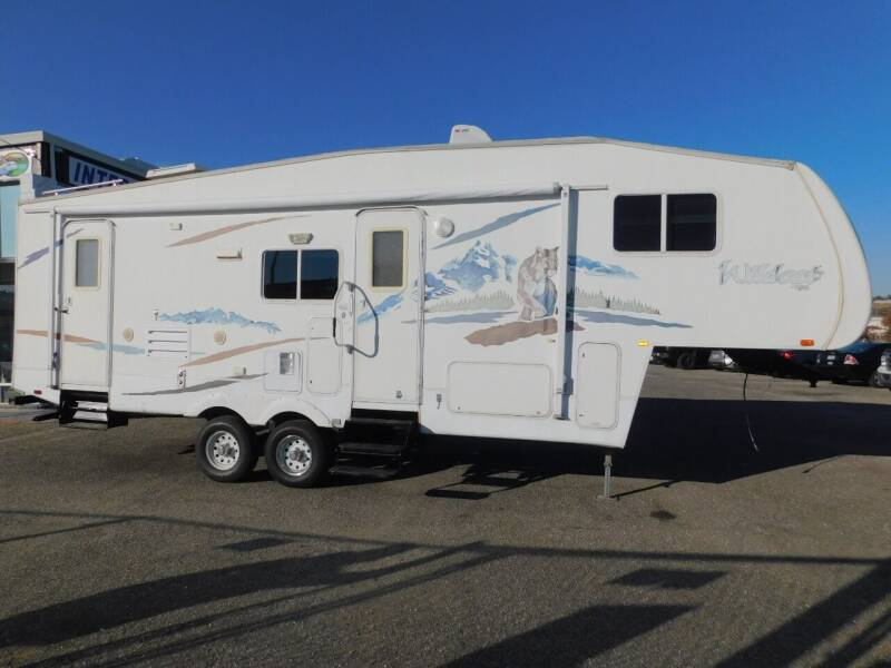 2006 Forest River Wildcat for sale at Gold Country RV in Auburn CA