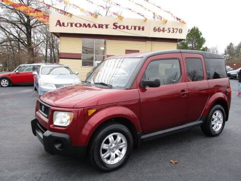 2006 Honda Element for sale at Automart South in Alabaster AL