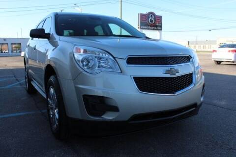2014 Chevrolet Equinox for sale at B & B Car Co Inc. in Clinton Twp MI