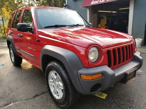 2003 Jeep Liberty for sale at The Car House in Butler NJ