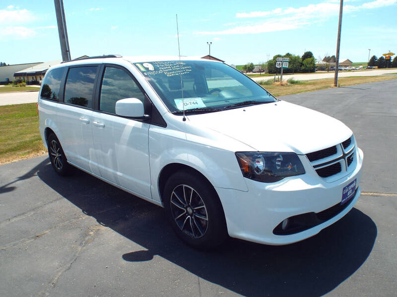 2019 Dodge Grand Caravan for sale at G & K Supreme in Canton SD