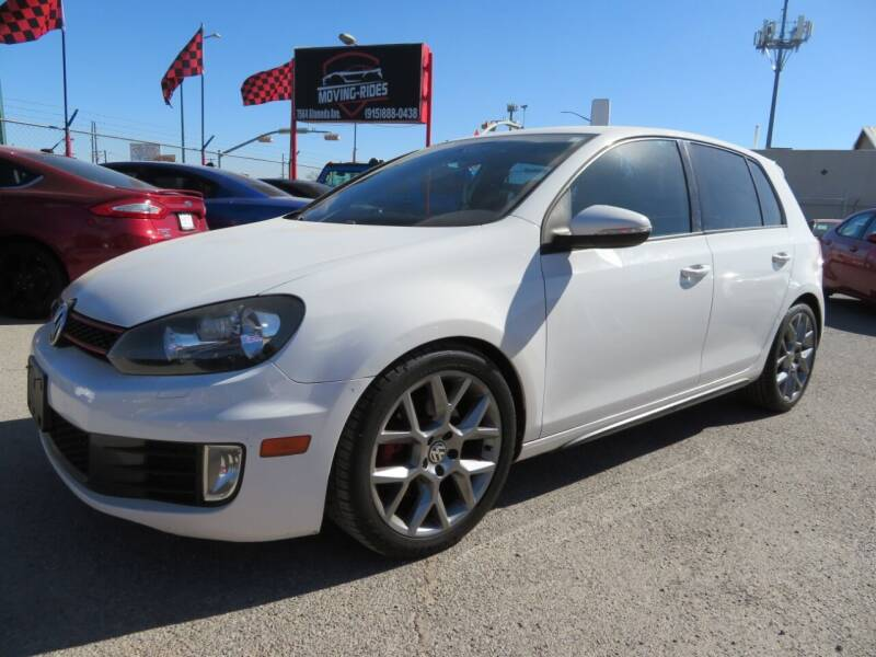 2013 Volkswagen GTI for sale at Moving Rides in El Paso TX