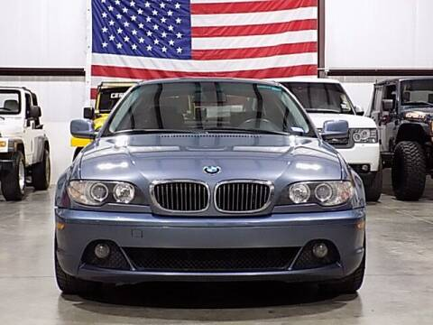 2004 BMW 3 Series for sale at Texas Motor Sport in Houston TX
