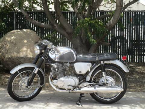 1965 Honda 305 Super Hawk for sale at Sierra Classics & Imports in Reno NV
