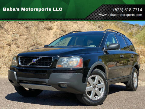 2006 Volvo XC90 for sale at Baba's Motorsports, LLC in Phoenix AZ