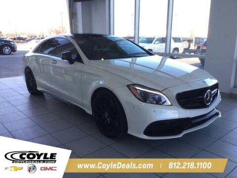 2018 Mercedes-Benz CLS for sale at COYLE GM - COYLE NISSAN in Clarksville IN