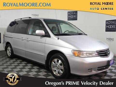 2004 Honda Odyssey for sale at Royal Moore Custom Finance in Hillsboro OR