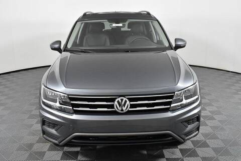 2020 Volkswagen Tiguan for sale at Southern Auto Solutions-Jim Ellis Volkswagen Atlan in Marietta GA