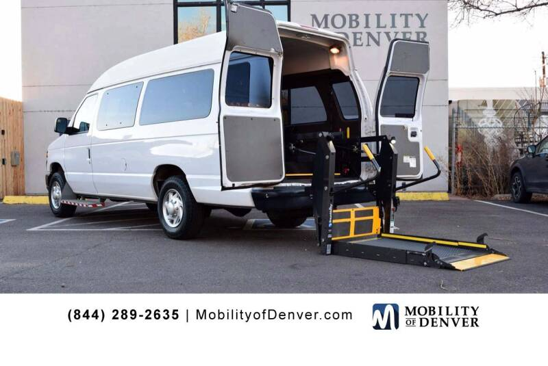 2013 Ford E-Series Cargo for sale at CO Fleet & Mobility in Denver CO