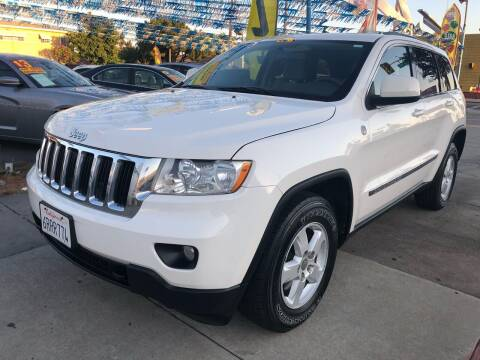 2011 Jeep Grand Cherokee for sale at Plaza Auto Sales in Los Angeles CA