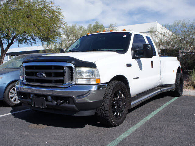 2002 Ford F-350 Super Duty for sale at CarFinancer.com in Peoria AZ
