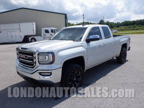 2018 GMC Sierra 1500 for sale at London Auto Sales LLC in London KY