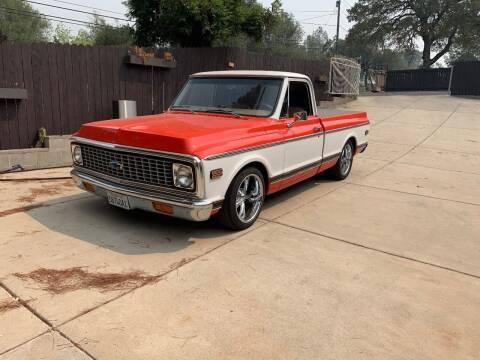 1970 Chevrolet 3100 for sale at Steven Pope in Auburn CA