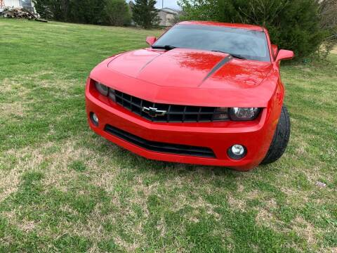 2011 Chevrolet Camaro for sale at Samet Performance in Louisburg NC