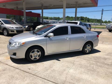 2010 Toyota Corolla for sale at Baton Rouge Auto Sales in Baton Rouge LA