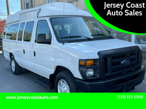 2009 Ford E-Series Cargo for sale at Jersey Coast Auto Sales in Long Branch NJ