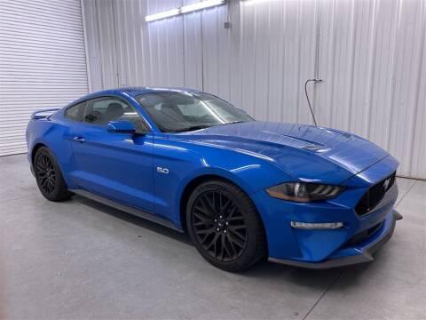 2020 Ford Mustang for sale at JOE BULLARD USED CARS in Mobile AL