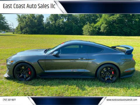 2018 Ford Mustang for sale at East Coast Auto Sales llc in Virginia Beach VA
