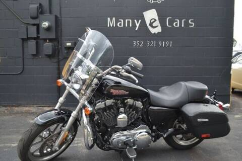 2014 Harley-Davidson 1200 Sportster for sale at ManyEcars.com in Mount Dora FL