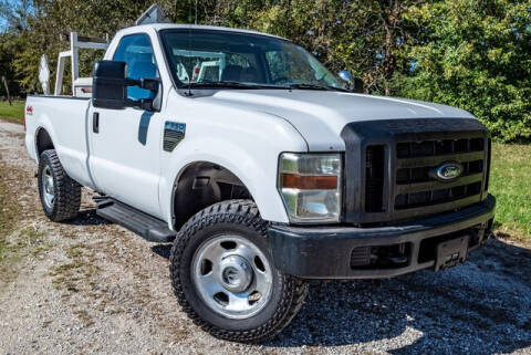 2009 Ford F-350 Super Duty for sale at Fruendly Auto Source in Moscow Mills MO
