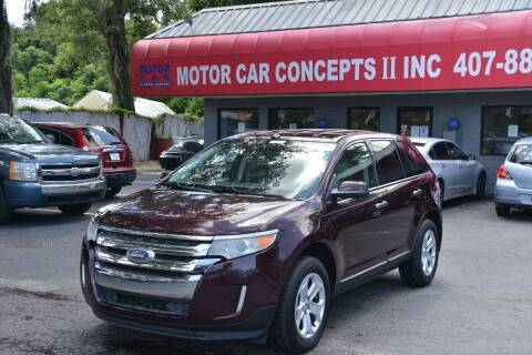 2011 Ford Edge for sale at Motor Car Concepts II - Apopka Location in Apopka FL