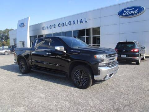 2019 Chevrolet Silverado 1500 for sale at King's Colonial Ford in Brunswick GA