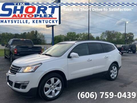2016 Chevrolet Traverse for sale at Tim Short Chrysler in Morehead KY