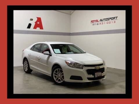 2016 Chevrolet Malibu Limited for sale at Royal AutoSport in Sacramento CA