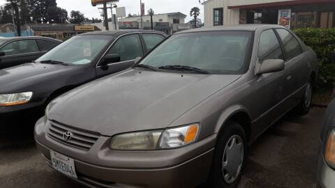 1999 Toyota Camry for sale at Goleta Motors in Goleta CA