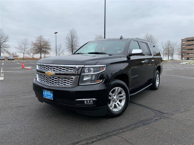 2016 Chevrolet Suburban for sale at Crown Auto Group in Falls Church VA