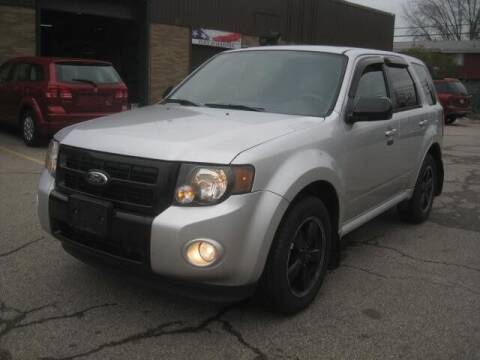 2012 Ford Escape for sale at ELITE AUTOMOTIVE in Euclid OH