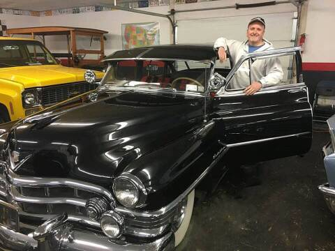 1950 Cadillac Series 62 for sale at AB Classics in Malone NY