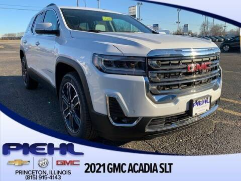 2021 GMC Acadia for sale at Piehl Motors - PIEHL Chevrolet Buick Cadillac in Princeton IL