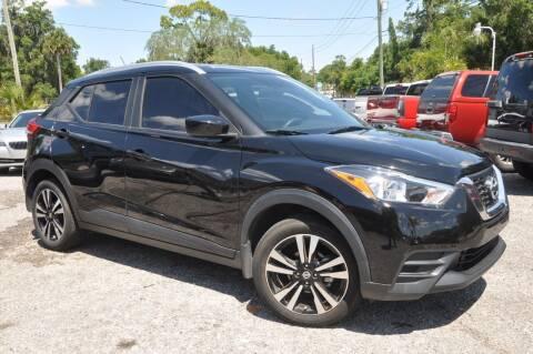 2019 Nissan Kicks for sale at Elite Motorcar, LLC in Deland FL