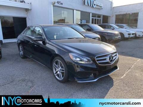 2015 Mercedes-Benz E-Class for sale at NYC Motorcars in Freeport NY