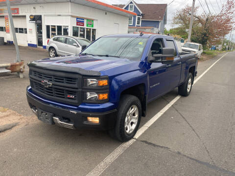 2014 Chevrolet Silverado 1500 for sale at Vuolo Auto Sales in North Haven CT
