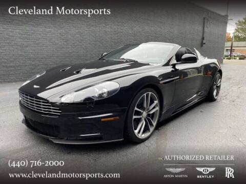 2010 Aston Martin DBS for sale at Drive Options in North Olmsted OH