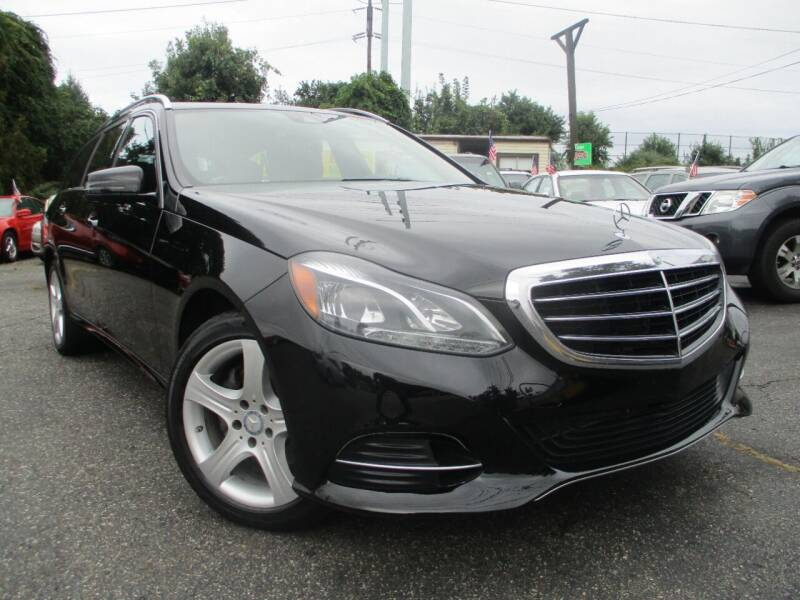 2014 Mercedes-Benz E-Class for sale at Unlimited Auto Sales Inc. in Mount Sinai NY