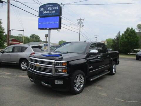 2014 Chevrolet Silverado 1500 for sale at Mill Street Motors in Worcester MA