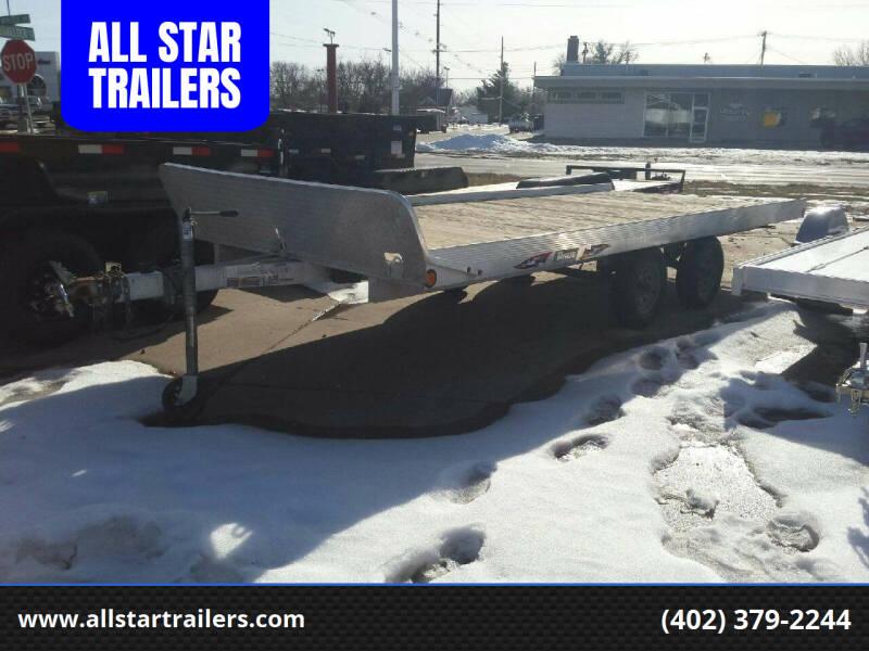 2016 USED TRITON ATV168EB for sale at ALL STAR TRAILERS Used in , NE