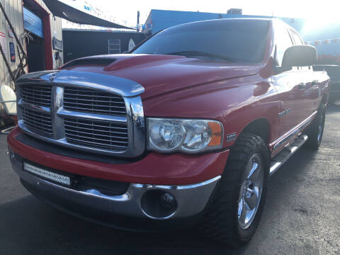2004 Dodge Ram Pickup 1500 for sale at DPM Motorcars in Albuquerque NM