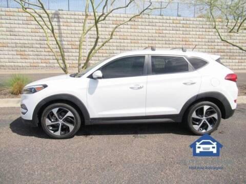 2016 Hyundai Tucson for sale at MyAutoJack.com @ Auto House in Tempe AZ