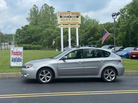 2011 Subaru Impreza for sale at Lafayette Motors 2 in Andover NJ