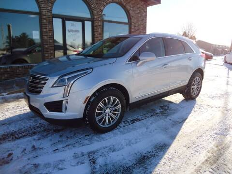 2017 Cadillac XT5 for sale at VON GLAHN AUTO SALES in Platteville WI